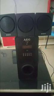 Negotiable  Original AEG. 127watts Home Theater | Audio & Music Equipment for sale in Greater Accra, Tema Metropolitan