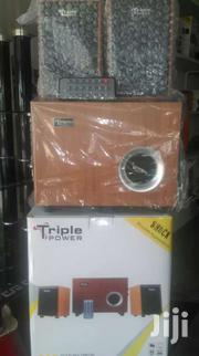 Triple Power Woodin Woofer | TV & DVD Equipment for sale in Greater Accra, Tema Metropolitan