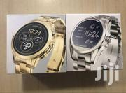 Michael Kors Unisex Smart Watch Gold | Accessories for Mobile Phones & Tablets for sale in Greater Accra, Darkuman
