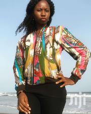 Bomber Jacket In African Design   Clothing for sale in Greater Accra, Nungua East