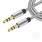 Male To Male Aux Cable | Clothing Accessories for sale in Ashanti, Kumasi Metropolitan