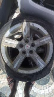 Set Of 4 Toyota Rim 17' With Tyres | Vehicle Parts & Accessories for sale in Greater Accra, Kwashieman