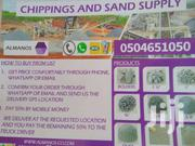 Almanos Sand And Chippings Supply | Building Materials for sale in Greater Accra, Dansoman