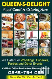 Queen -s-delight Restaurant And Catering Services | Meals & Drinks for sale in Greater Accra, Adenta Municipal