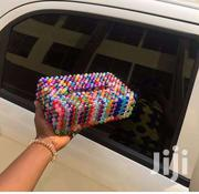 Beaded Tissue Box Covers | Jewelry for sale in Greater Accra, Teshie-Nungua Estates