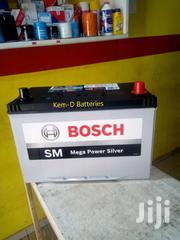 19 Plates Bosch Battery + Free Delivery | Vehicle Parts & Accessories for sale in Greater Accra, Cantonments
