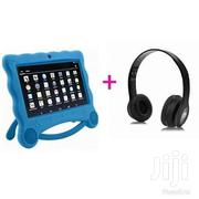 KIDS ANDROID 7INCH EDUCATIONAL TABLET +FREE HEADPHONE | Tablets for sale in Greater Accra, Asylum Down