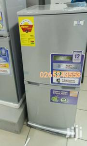 147 Ltrs Nasco Silver Fridge With Bottom Freezer | Kitchen Appliances for sale in Greater Accra, East Legon