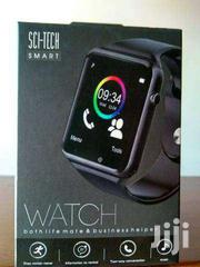 SMART WATCH WITH SIM CARD & SD CARD SLOT | Accessories for Mobile Phones & Tablets for sale in Greater Accra, Dzorwulu