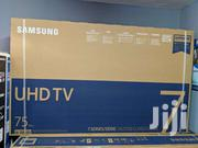 Samsung 75inch UHD Smart 4K Digital Led Tv | TV & DVD Equipment for sale in Greater Accra, Darkuman