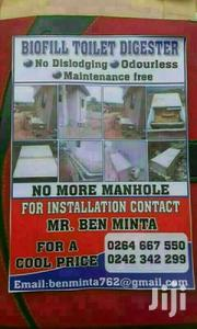 Biofill Toilet Digester Services   Building & Trades Services for sale in Central Region, Awutu-Senya