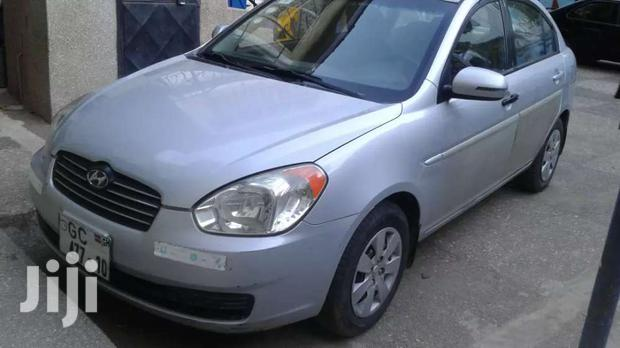Archive: Hyundai Accent 2010 GLS Silver