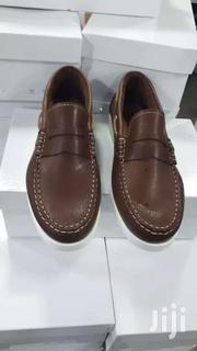 Brown Color Leather Moccasins | Shoes for sale in Greater Accra, Okponglo