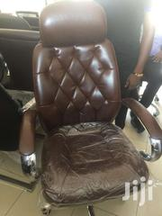 Leather Swivel Chair | Furniture for sale in Greater Accra, Asylum Down