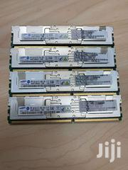 GB 2GB /DDR2 Fully Buffered FB ECC PC2 667mhz 2 | Laptops & Computers for sale in Greater Accra, Dansoman