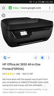 Hp Officejet 3830 | Cameras, Video Cameras & Accessories for sale in Greater Accra, East Legon
