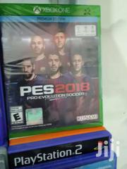 PES 18 Xbox One CD | Video Game Consoles for sale in Greater Accra, Kokomlemle
