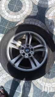 Set Of 4 Alloy Rim 17' With Tyres | Vehicle Parts & Accessories for sale in Greater Accra, Kwashieman