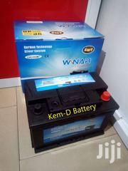15 Plates Winar Premium Starter Battery+Free Delivery | Vehicle Parts & Accessories for sale in Greater Accra, Achimota