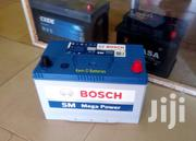 17 Plates Bosch Car Battery For Land Cruiser + Free Delivery | Vehicle Parts & Accessories for sale in Greater Accra, Osu