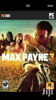 Maxpayne 3 Pc Game | Video Games for sale in Greater Accra, Tema Metropolitan