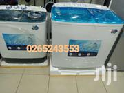 Split Wash Nasco 10 Kg Washing Machine Transparent Cover | Home Appliances for sale in Greater Accra, East Legon