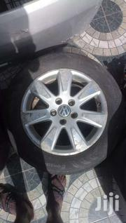 Set Of 4 VW Rim 16' With Tyres | Vehicle Parts & Accessories for sale in Greater Accra, Kwashieman