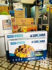 "BRUHM 40"" CURVED SATELLITE LED TV 
