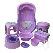 Quality And Affordable Baby Bath Set.   Children's Clothing for sale in Greater Accra, Tema Metropolitan