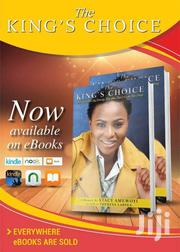 The King's Choice (By Stacy Amewoyi) | CDs & DVDs for sale in Greater Accra, Roman Ridge