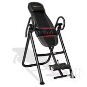 Elite Fitness Deluxe Heat & Massage Inversion Table ITM 4600-E NEW | Sports Equipment for sale in Greater Accra, Adenta Municipal