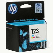 HP 123 Colour Cartridge | Computer Accessories  for sale in Greater Accra, Achimota