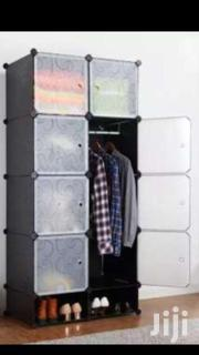 8 Cube Wardrobe + Shoe Rack | Furniture for sale in Greater Accra, Accra Metropolitan