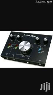 M Audio Soundcard(M Track | Audio & Music Equipment for sale in Greater Accra, Dansoman