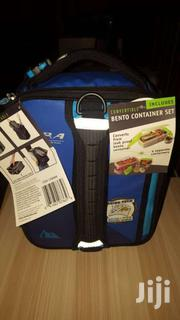 Ultra By Artic Zone Expandable Lunch Box/Bag With Ice Walls, Blue | Bags for sale in Greater Accra, Apenkwa