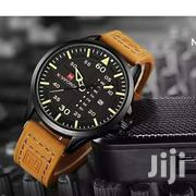 Naviforce 9074 Leather Watch | Watches for sale in Greater Accra, Accra Metropolitan
