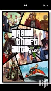 GTA V Pc Game | Video Game Consoles for sale in Greater Accra, Airport Residential Area