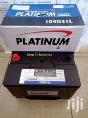 17 Plates Platinum Car Batteries/Free Door Step Delivery/Prado Bongo | Vehicle Parts & Accessories for sale in Greater Accra, Kokomlemle