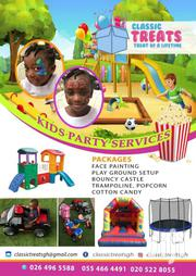 Kids Party Services And Rental | Childcare & Babysitting Jobs for sale in Greater Accra, North Kaneshie