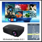 Projector Wiifi Bluetooth 4000 Lumens | TV & DVD Equipment for sale in Greater Accra, Dansoman