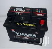 13 Plate Yuasa Car Battery/Free Instant Delivery/Accent Yaris Aveo Rio | Vehicle Parts & Accessories for sale in Greater Accra, Ga West Municipal