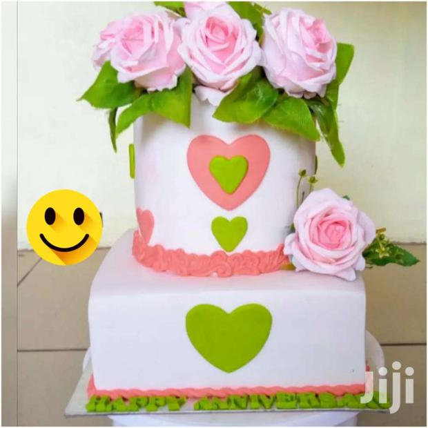 Wedding Cakes, Birthday Cake, Anniversary Cakes And More.