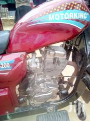 Motor King Tricycle Slitly Used | Motorcycles & Scooters for sale in Greater Accra, Tema Metropolitan
