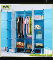 Portable Plastic Wardrobe | Furniture for sale in Greater Accra, East Legon