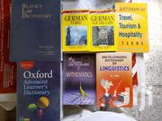 Various Dictionaries (Hard Covered) | CDs & DVDs for sale in Greater Accra, Accra Metropolitan