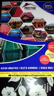 Roofing Sheet Company | Building Materials for sale in Greater Accra, Burma Camp