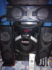 Slightly Used DJACK Home Theatre Set For Sale | Audio & Music Equipment for sale in Greater Accra, Ashaiman Municipal