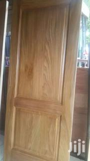 Ghanaian Natural Wooden Doors | Doors for sale in Greater Accra, Kokomlemle