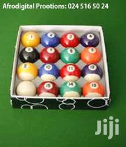 POOL / SNOOKER BALLS SET For SALE | Sports Equipment for sale in Greater Accra, Teshie-Nungua Estates