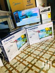 "Ultra Slim NASCO 40"" Satellite Tv 